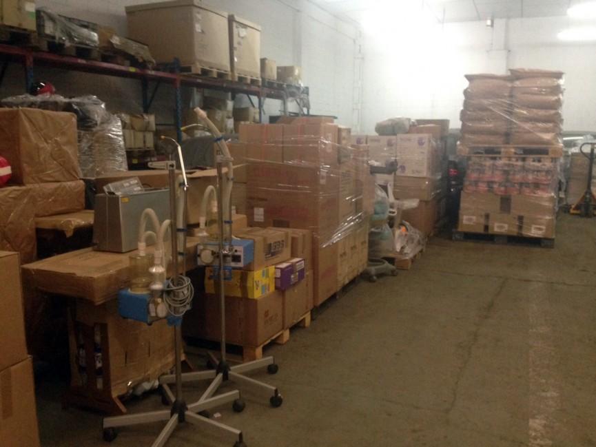 magatzem contenedor