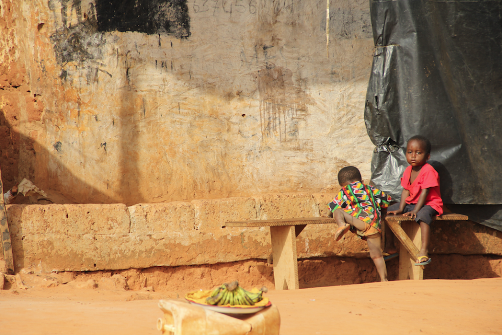 niños de guinea bissau