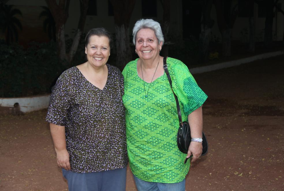 Eugenia Castro i Isabel Johanning fundadores i ànimes de Casa Emanuel